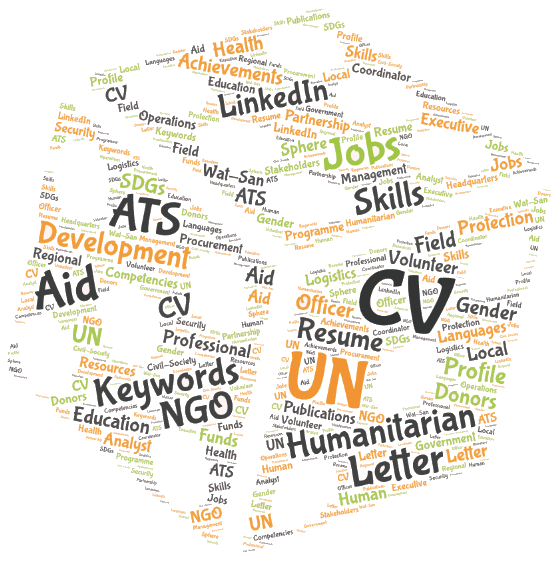 CV Writer UN NGO Humanitarian Development OWS